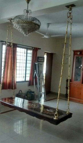 Traditional Swing For Living Room: Manufacturer Of Wooden Swing & Indian Traditonal Swing