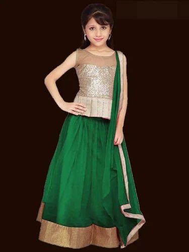 b268a02776f Party Wear Kids Lehenga Choli at Rs 1800  piece