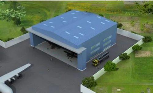 Hanger Buildings | Saxena Marine Tech ( P) Ltd
