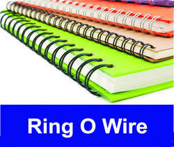 Ring O Wire Binding (less Than 50 Pages)