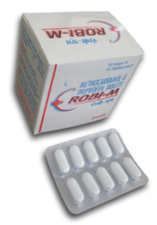 Robi-m (Methocarbamol Tablets)