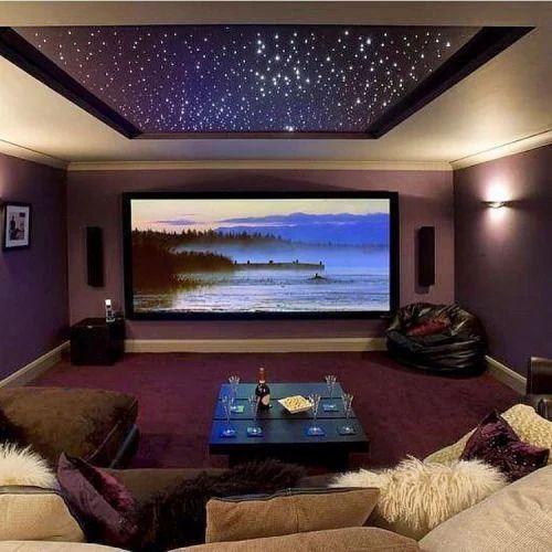 Home Theater Designing, Home Theater Designing - Milieu Casa