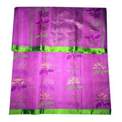 Festive Wear Kota Zari Border Saree