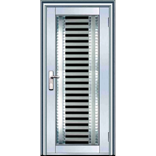Stainless Steel Door - SS Single Door Manufacturer from Noida