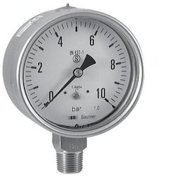Baumer High Over Pressure Safety Gauge