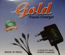 Parfekt Black Gold Charger, Weight: 10.g, Model Number: 3500