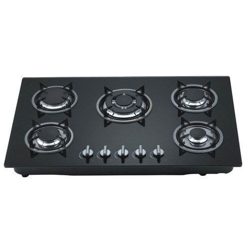 Gas Stove 5 Burner Gas Stove Manufacturer From Delhi