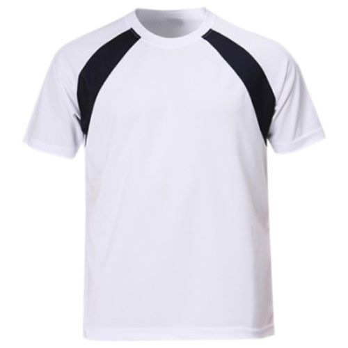 c056ce63dc5 Cotton Round Neck Sports T-Shirt