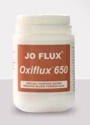 Oxiflux 650 Silver Brazing Black Flux Powder