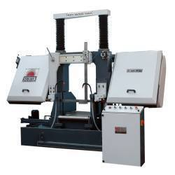 Semi Automatic Bandsaw Machine