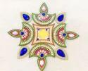 Diya Rangoli