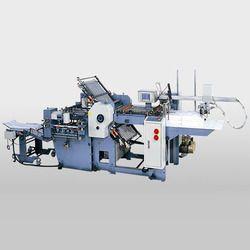 Industrial Paper Folding Machine