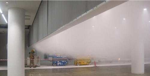 Smoke Barrier Smoke Barrier Curtains Manufacturer From