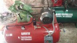 Kanhaiya Air Compressor Lg type 2 hp 300 tank