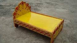 Gopal Ji Wooden Bed