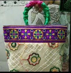 Cotton Printed Ladies Bags