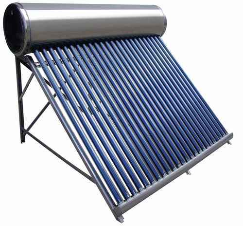 Stainless Steel Solar Water Heater, Capacity: 200 L, Rs 15000 /unit | ID:  13770453430