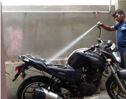 Bike Cleaning Service