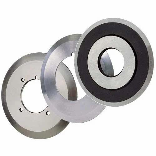 Circular Slitting Blade - Metal Slitting Blades Manufacturer from Mumbai