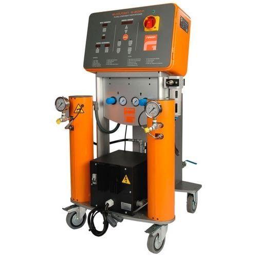 Spray Machine And Gun Gama High Pressure Polyurethane
