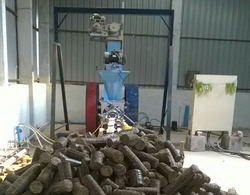 Bio Fuel Briquetting Press