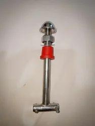 SS T Type Rack Bolt, Size: M16