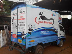 Tata Ace Pack Body