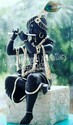 BLACK MARBLE KRISHNA MOORTI
