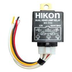 Headlight Relay 6 Pin