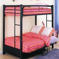 Double Bunker Cot Bed