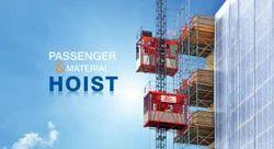 Passenger Material Hoist