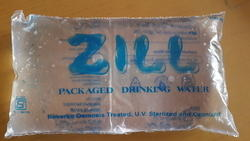 Packaged Drinking Water Pouches