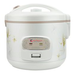 Ekta Brawnx Capacity(Litre): 3-4 L Electric Rice Cooker, 500-700 W, White