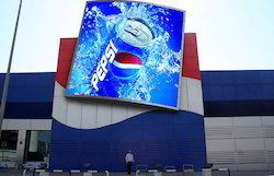 Advertising Purpose LED Outdoor SMD Screen