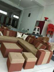 Wood Designer Sofa