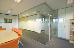 Toughened Partition Glass