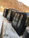 JCB JS 205 Excavator Cabins