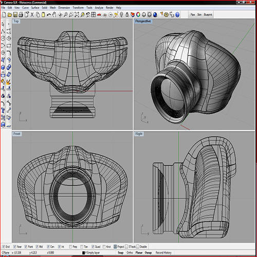 3D Product Designing Service