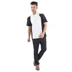 Mens Stylish Silk Shirt