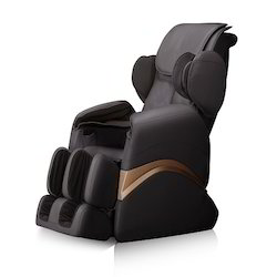 Robotouch Elegant Full Body Black Massage Chair