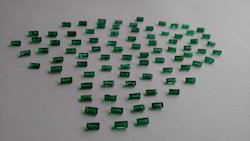 Emerald Baguettes