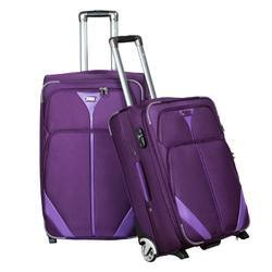 Purple Travel Bag