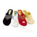 Polymer Ladies Slipper, Size: 5 & 6