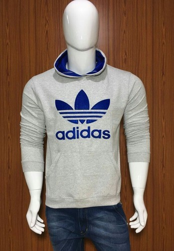 S and XXL Adidas Men Sweatshirts