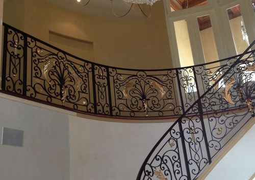 Wrought Iron Railing At Rs 70 Kilogram S Wrought Iron