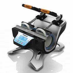 Mug Press Machine, Capacity: 500 pieces/day, 280 W