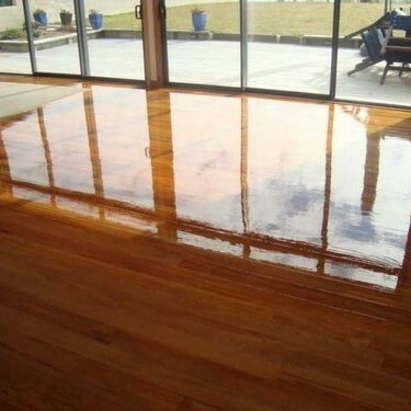 Wood Floor Polishing Service Floor And Office Floor Rs 10 Square