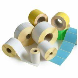 Thermal Die Paper Label