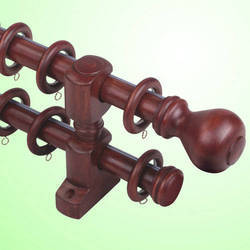 emejing wooden curtain rods and finials images best image engine