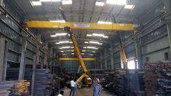 EOT Crane Erection Service, Capacity / Size: 1 Mt To 150 Mto